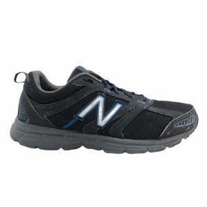 New Balance (11.5) 430 Sneakers Black Leather